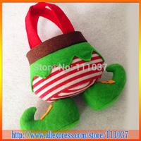 New Arrival Santa Gift Bags 100pcs/Lot Free Shipping