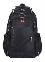 swiss Gear army laptop backpacks men's notebook computer backpacks wenger travel hiking backpacks school bag D2B