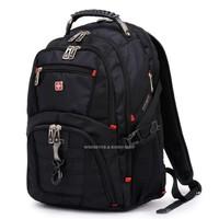 Swiss army Men Women hiking backpacks men laptop backpacks swisswin travel luggage school student backpacks D1B