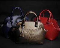 high quality genuine leather women fashion handbags,elegant cowhide business bags satchels 1061