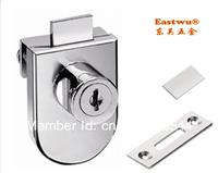 408 Glass Lock For Single Door Showcase Lock Glass door lock Cabinet Lock ALL keyed alike
