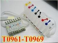 Free shipping T0961 T0962 T0963 T0964 T0965 T0966 T0967 T0969 CISS Ink System For Epson Stylus Photo R2880