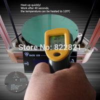 DLT-180The delta 3 d printer heating bed upgrade kits
