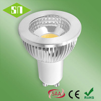 ce rohs saa approved  5w 450lm gu10 socket