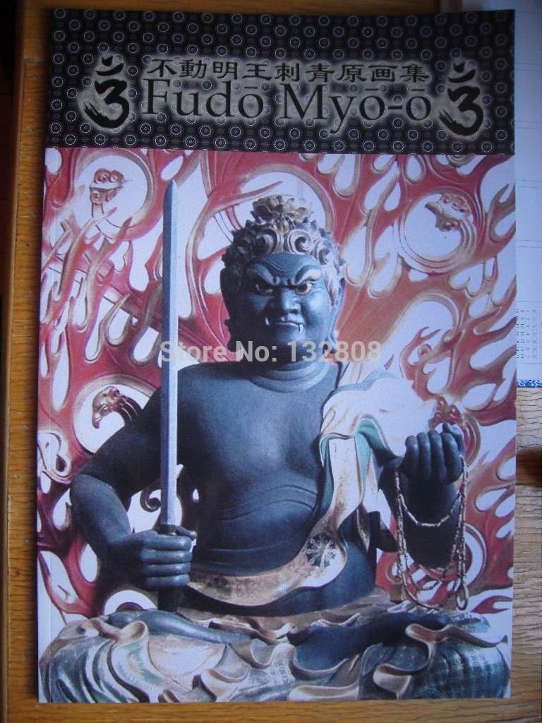 japanese buddha face tattoo