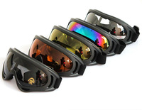 Faster Shipping!UV 400 SnowMobile Bicycle Motorcycle Ski Goggle Eyewear Protective Glasses X-400