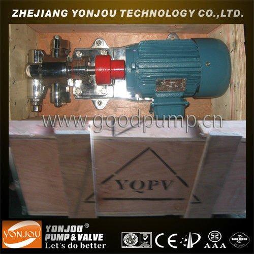 KCB55 55L/m 0.5Mpa 2.2kw gear pump,small hydraulic pump,fluid pump(China (Mainland))