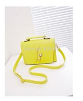 Korean version of the 2014 new tide kitten bag ladies bag single shoulder bag Messenger bag handbag Mail Fashion female package