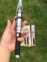 Free shipping 1 3 2 4m Carbon Mini rock fishing rod Ultralight hand Sea Dual purpose