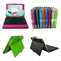Removable Bluetooth Keyboard Leather Case Cover For Apple iPad Air 5th / ipad air 2/ ipad 6