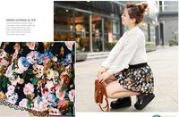Plus Size 2014 Women Runway Skirt European Style Low Waist Ball Gown Ruffles Fluffy Mini Short Women's Skirts S M