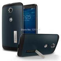 Original Nexus 6 Neo Hybrid Case, Spigen Premium Dual Layer Style Cases for Google Nexus 6 (2014)