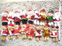 China Hotsale Plush toy cloth doll dolls Christmas gift heavly small doll gift decoration