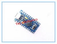 Free Shipping New Pro Micro for arduino ATmega32U4 5V/16MHz Module with 2 row pin header For Leonardo
