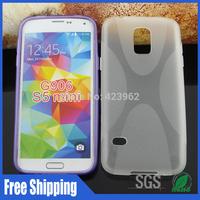 500pcs/lot For Samsung Galaxy S5 Mini G800 G906 tpu phone cases X design free shipping