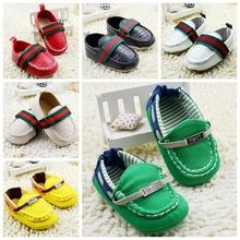 2014 nuevo bebe zapato azul verde rojo andadores suela blanda moda nuevo retrato bebé infantil bebe niña zapatos casuales zapatos de bebe niño(China (Ma