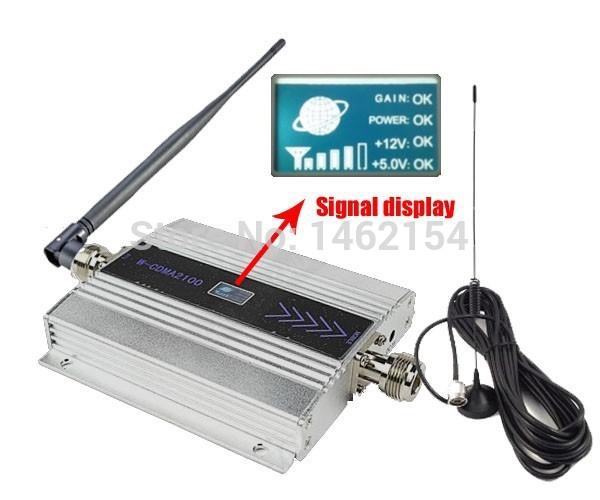 Усилитель сигнала для мобильных телефонов OEM 3G UMTS 2100 WCDMA mini DCS 2100MHZ усилитель интернет сигнала connect street 3g 4g universal