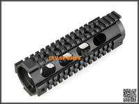 5KU 7 Inch Lightweight Quad Rail For AEG/GBB Airsoft Rail System+Free shipping(SKU12050404)