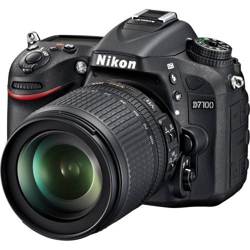 Nikon D7100 DSLR Digital Camera with 18-105mm f/3.5-5.6G ED VR DX Lens(China (Mainland))