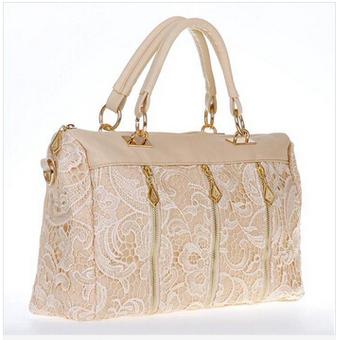 2014 известный новое кружева украшения Prado сумки Bolsa Feminina кожаные сумки сумки на ремне , мода женщины сумка почтальона сумочки сумка