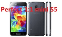 In Stock!Perfect 4.5 inch HDC 1:1 Mini S5 SM-G800H Android Mobile Cell Phones MTK6572 Dual Core WCDMA 512M RAM 8MP Camera