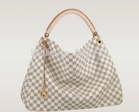 Ladies Top designer louis-v Handbag Women's Shoulder bags brown letter particular lady's tote bags M40249 louis Free Shipping