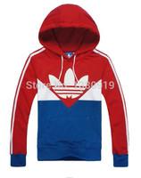 Wholesale 2014 New Winter Product Couple Sweater Hoodie Sweatshirt Men/Women Brand Hoodies Cotton Free Shipping Size S-XXL