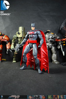 Free Shipping Forever Evil Action Figure Toys JLA: Earth 2 Batman 16cm PVC Cartoon Action Figure Model Toy For Kids/Gift