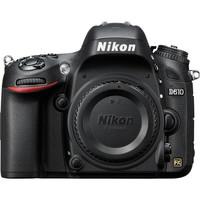 Nikon D610 DSLR Full Frame Digital Camera (Body Only)