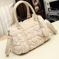 2014 New Korean winter explosion models female bag  handbag fashion women's casual shoulder bag