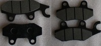 a set of front  brake pad friction plates  combination for cfmoto Z6