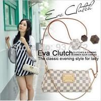 fashion women's handbag brown louis shoulder bags eve m95567 tote Messenger Bag big discount free shipping Wholesale and retail