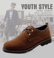 New England sneakers men shoes spring/autumn tide brand men's casual shoes men's suede leather factory outlets matte Leather