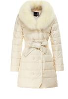 New 2014 winter women thicken down coat warm long fur coat slim down cotton padded women parka coat women down jacket