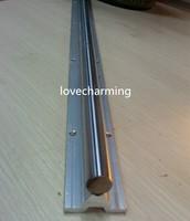 1pcs SBR12 rail  L500mm 12mm linear guide cnc router part linear rail
