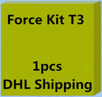DHL Free Shipping:T3+ Brown band+1 pc+Fitness+chest+rope+hardcover +Military++ Fitness + rope+ with logo + Gymnastics