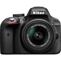 Nikon D3300 DSLR Digital Camera with 18-55mm VR Lens