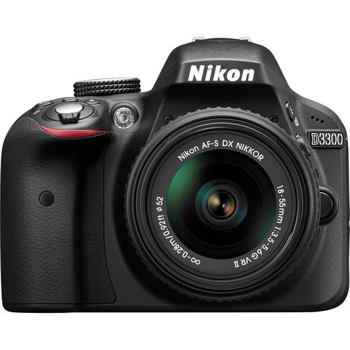 Nikon D3300 DSLR Digital Camera with 18-55mm VR Lens(China (Mainland))
