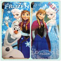 Attractive Frozen Towel for Children Frozen Bath Beach Towel 100% Cotton 8 Designs for Selection Wholesale Dropship Frozen Towel