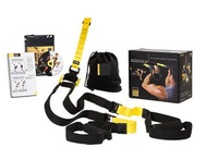 Global DHL Free Shipping: yellow+12pc+ Fitness with + rope + three generations of training with+Rally with + Gymnastics