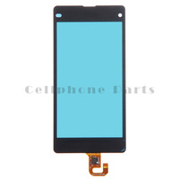 100% Original For Sony Xperia Z1 Compact Digitizer Touch Screen Black