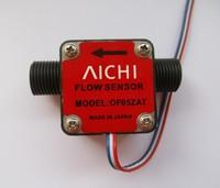 2014 NEW 1/2'' Liquid Fuel Oil Flow Sensor Counter diesel gasoline Gear flow sensor