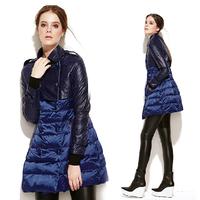 2014 Hot Sale New Winter Cloak Women/Students Brand Casual Gift Parka Short Down Coat Jacket Students Plus size XS-XL YY0636
