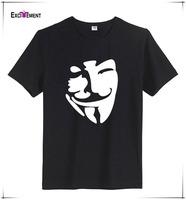 2014 New Brand Summer Top Fashion Man's t Shirt   100% Cotton Hero  Printed O-neck  Mens T shirt  Puls Size S-XXXL