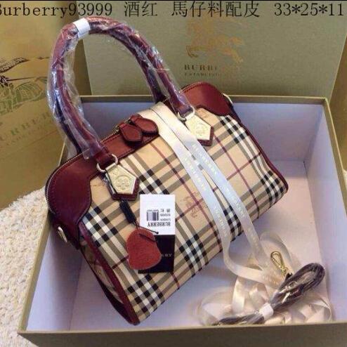 Hot-selling b female handbag messenger bag cowhide plaid pvc bag(China (Mainland))