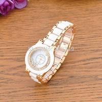 Ms. Starry brand fashion diamond watch fashion multicolor bracelet watch factory outlets