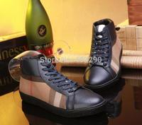 Free shipping high end men fashion sneakers