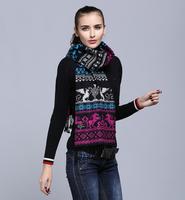 Fl 2013 silk scarf quality silk mulberry silk long design cape scarf