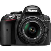Nikon D5300 DSLR Digital Camera with 18-55mm VR Lens