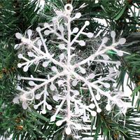 Free Shipping 3pcs/Lot Christmas Snowflake,Christmas Gift for Kids,Christmas Supplies for Christmas